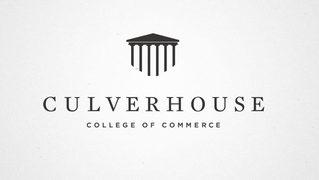 The Culverhouse College of Commerce recently received a $3 million donation.