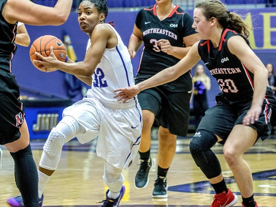APAngela Mickens has grown from being a selfish freshman guard to a selfless team leader for James Madison's women's basketball team. Angela Mickens, 32, has grown from being a selfish freshman guard to a selfless team leader for James Madison's women's basketball team.
