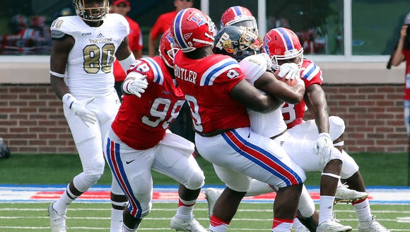 Louisiana Tech has won the last seven meetings with