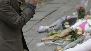 A somber mood in Paris after attacks