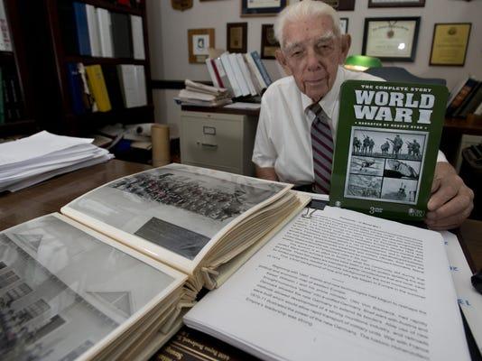 John Appleyard-WWI