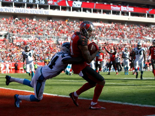 Top 4 matchups to watch for Panthers vs. Buccaneers Week 9