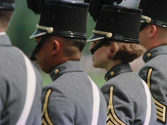 The Citadel wants more female cadets, so it's changing the haircut rules to entice them