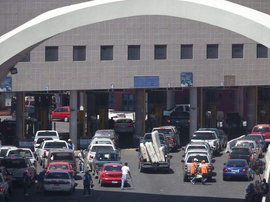 Border Port Shooting