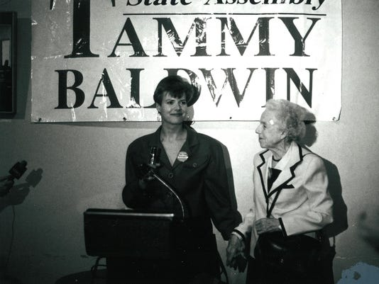 STBwGrandmother.State Assembly Primary Victory Party - Sept 92