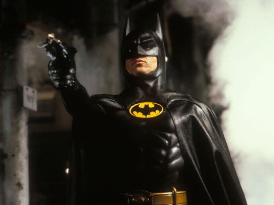 "Michael Keaton: Still the best ""Batman,"" Jon Hamm says."