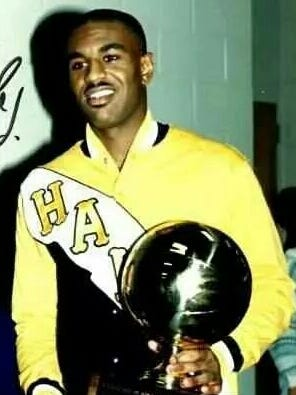 Roy Marble, Iowa's career scoring leader, will be recognized Saturday in Iowa City.