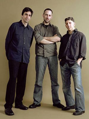 The Actual Trio led by drummer Matt Garrity, an Ithaca native, will perform Friday at Cornell.