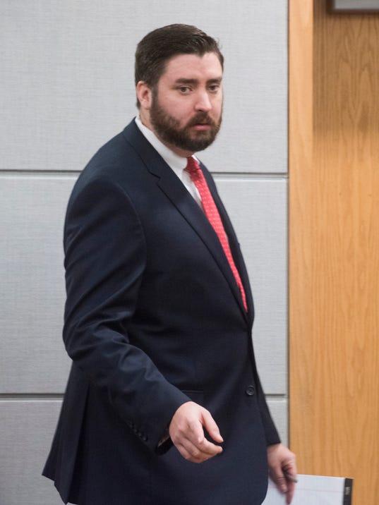 John Dye Trial