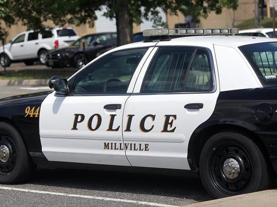 Millville Police carousel 009
