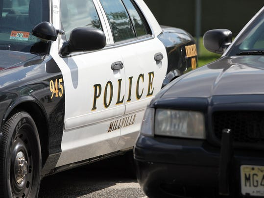 Millville Police carousel 01