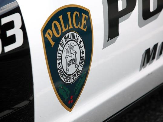 Millville Police carousel 004