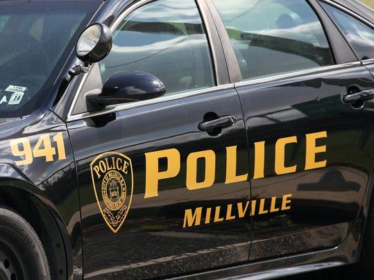 Millville Police carousel 05