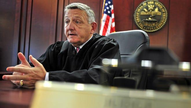 Former General Sessions Judge Casey Moreland