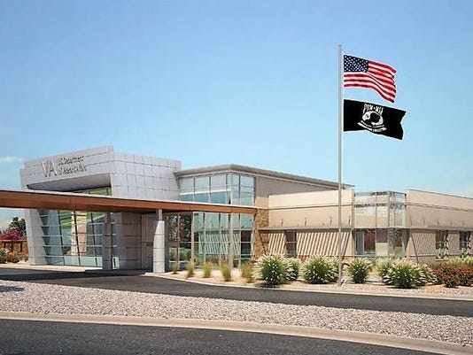 El Paso Va Health Care System Breaks Ground On Mental Health Clinic