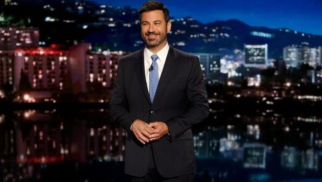 Late-night host Jimmy Kimmel is taking ABC's 'Jimmy Kimmel Live!' to Brooklyn this week.