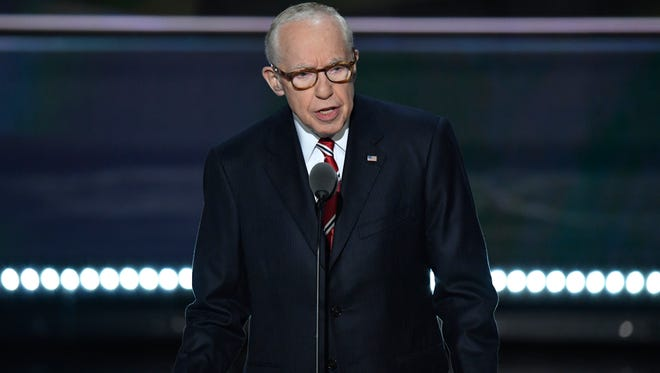 Michael B. Mukasey, a former federal judge, was attorney general in the George W. Bush administration.