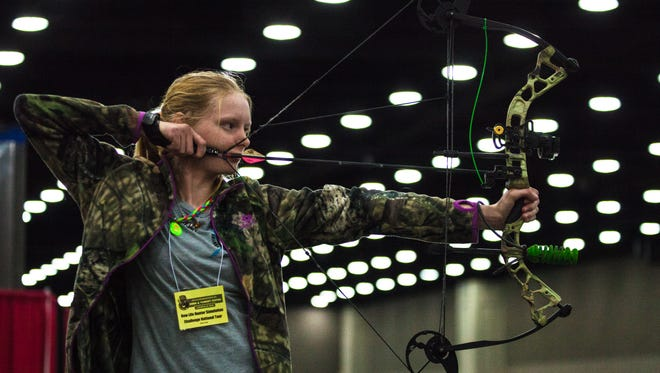 The Michigan Deer & Turkey Expo reaches The Lansing Center this Friday through Sunday.