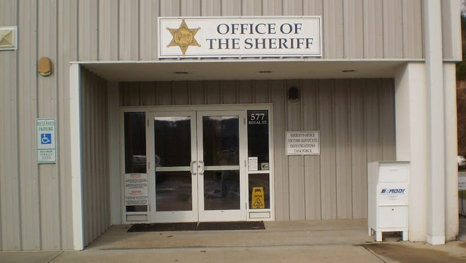 Cherokee County Sheriff's Office fired two officers involved in assaulting an inmate