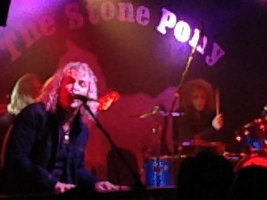 David Bryan of Bon Jovi plays with the Matt O'Ree Band