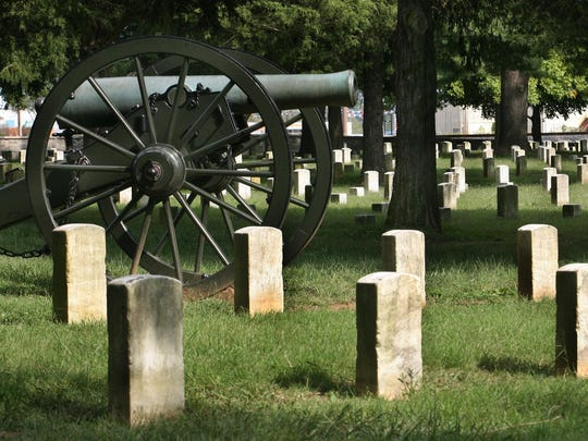 Visitors to the Stones River National Battlefield frequently