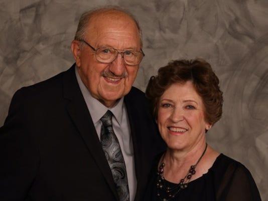 Anniversaries: Marcus Lardy & Colleen Lardy