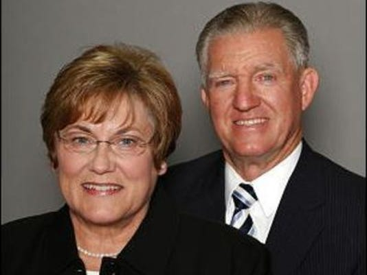 Anniversaries: Jim McArthur & Denise McArthur