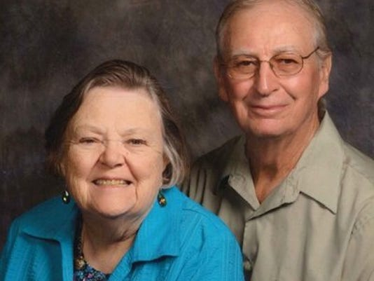 Anniversaries: David Marling & Phyllis Marling
