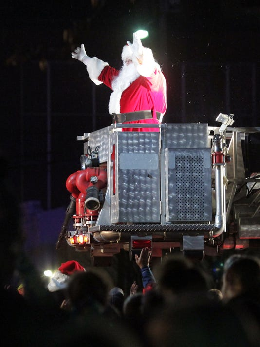 67th Annual Licking County Courthouse Christmas Lighting ceremony