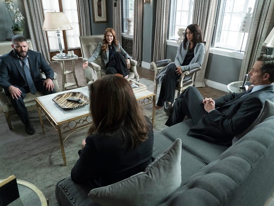 Olivia Pope and the crew face an uncertain future in