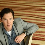 """Benedict Cumberbatch stars as WikiLeaks founder Julian Assange in """"The Fifth Estate,"""" in theaters Friday."""