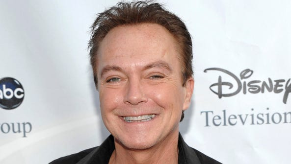 David Cassidy in August 2009 .