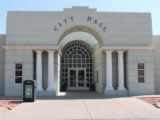 Alamogordo City Hall