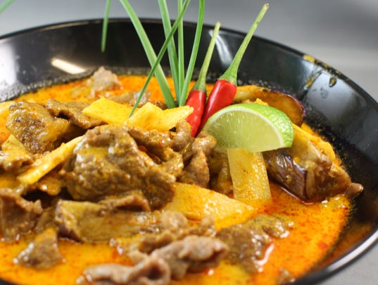 Thai Food Edgewater New Jersey