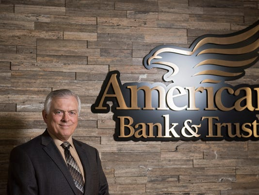 Doug Tribble, American Bank & Trust, AB&T