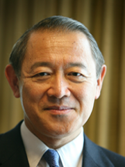 Ambassador Ichiro Fujisaki