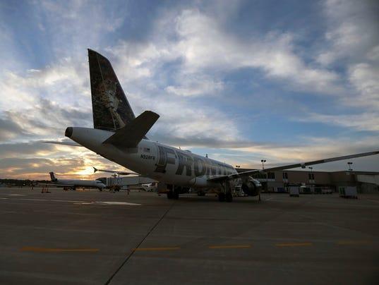 Frontier Announces Des MoinesLas Vegas Flight - My flight to des moines
