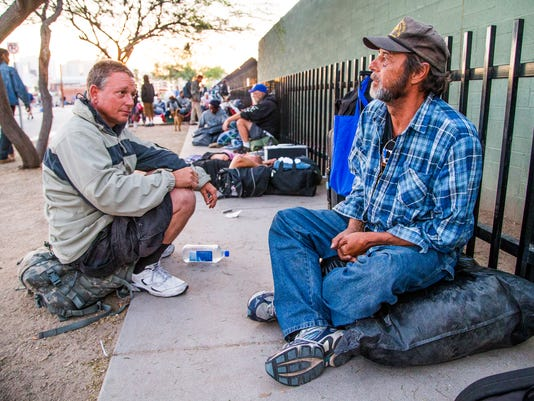 PNI phx overflow shelter final day Wednesday