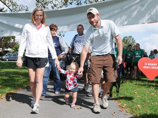There's still time to sign up for this year's walk. FILE PHOTO
