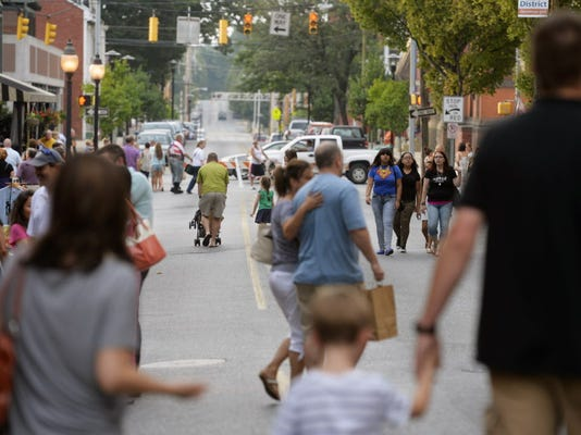 Here's your guide on how to do First Friday in York.
