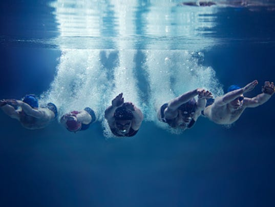 STOCKIMAGE-swimming