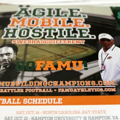 FAMU set a season ticket sales record for the third