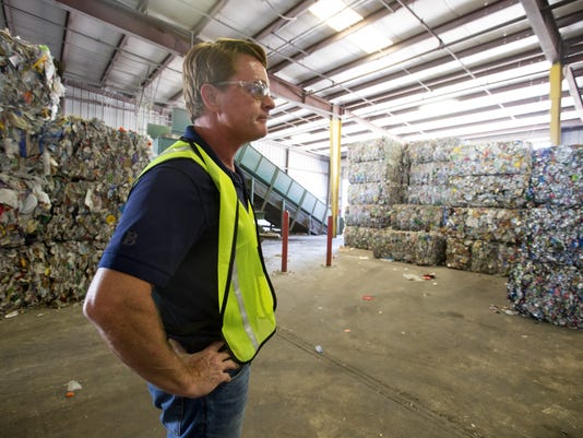 Valley lags behind nation in recycling rates