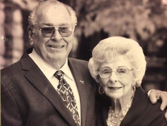 Anniversaries: Parke Cox & Emily Cox