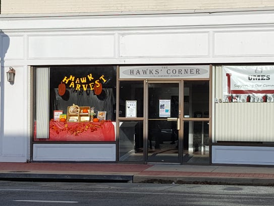 Hawks Corner represents an expansion of University