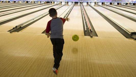 FILE -- Bowling