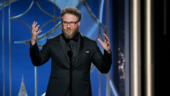 Seth Rogen presents a clip for 'The Disaster Artist.'