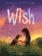 """Wish"" by Barbara O'Connor"