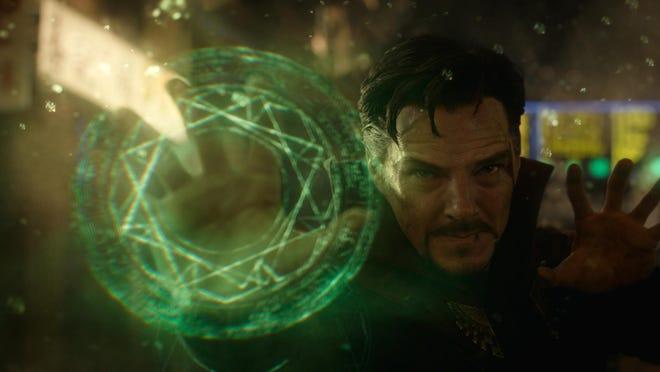 "Benedict Cumberbatch in Marvel's ""Doctor Strange,"" in theaters on Nov. 4."