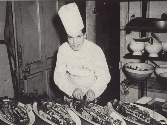 Jacques Pépin was already a key chef in the kitchen at 16 years old. The acclaimed chef will be celebrating 80 in December.